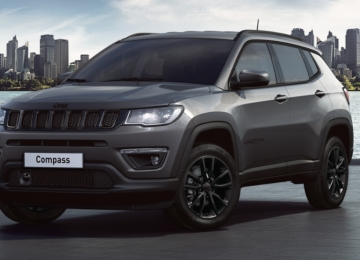 Jeep Compass 1.3 Turbo T4 150 CV aut. 2WD NIGHT EAGLE granite cristal